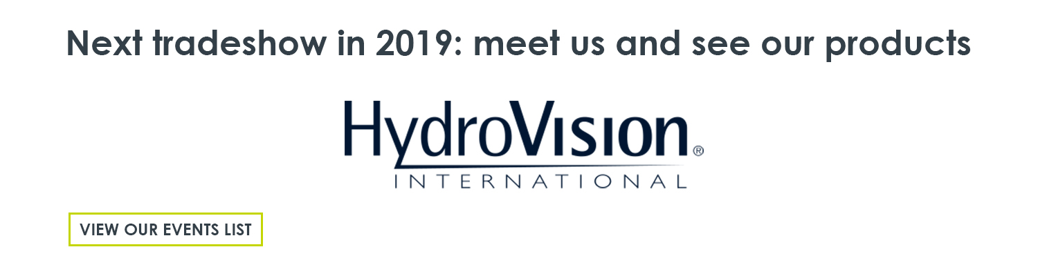 The next tradeshow and conference in 2019 that Meggitt Vibro-Meter® Energy is attending is HydroVision International (Portland, OR, USA)