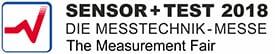 Sensor + Test 2018 logo