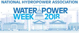 Waterpower Week 2018 logo